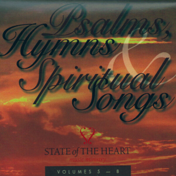 Psalms Hymnes Spiritual and Songs